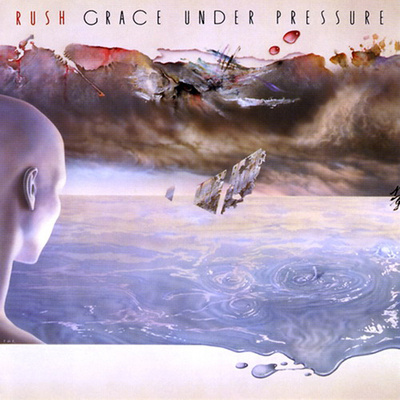 Обложка альбома Rush — Grace Under Pressure
