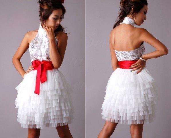 Как сшить выпускное платье с пышной юбкой 161