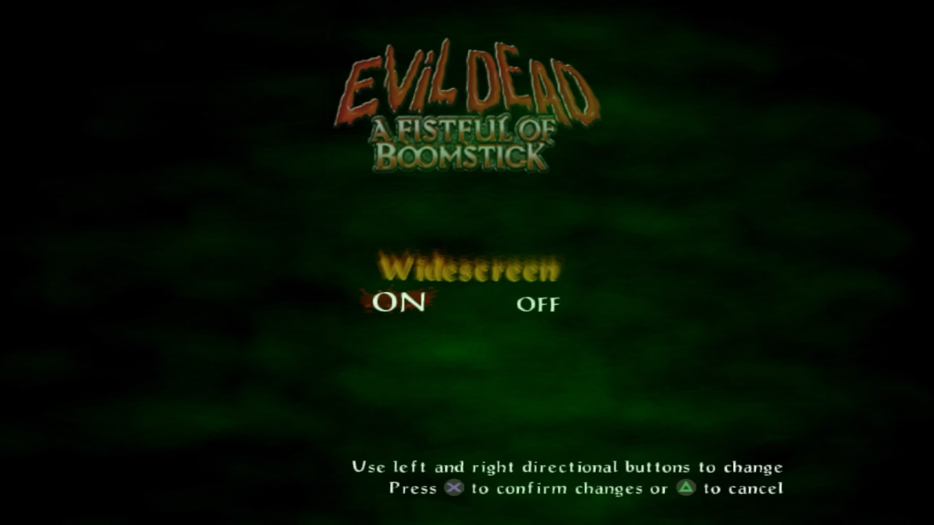 [PS4-PS2] Evil Dead: A Fistful of Boomstick