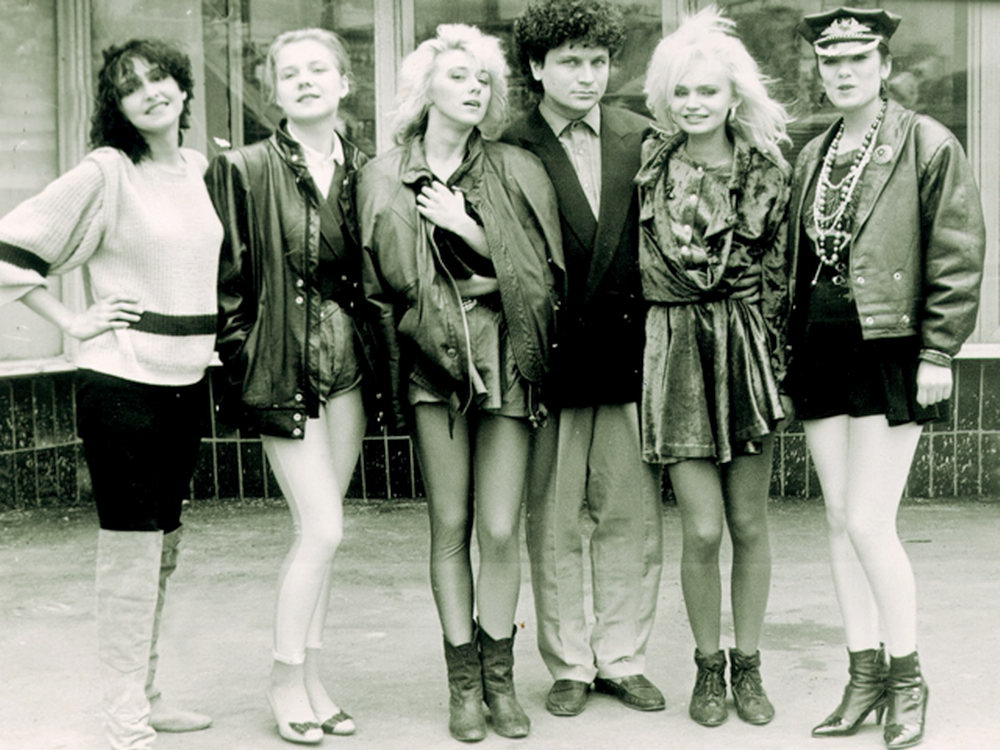 80-е годы