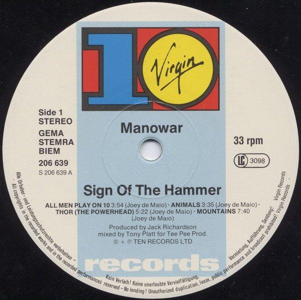 Manowar Sign Of The Hammer Download Blogspot Videos