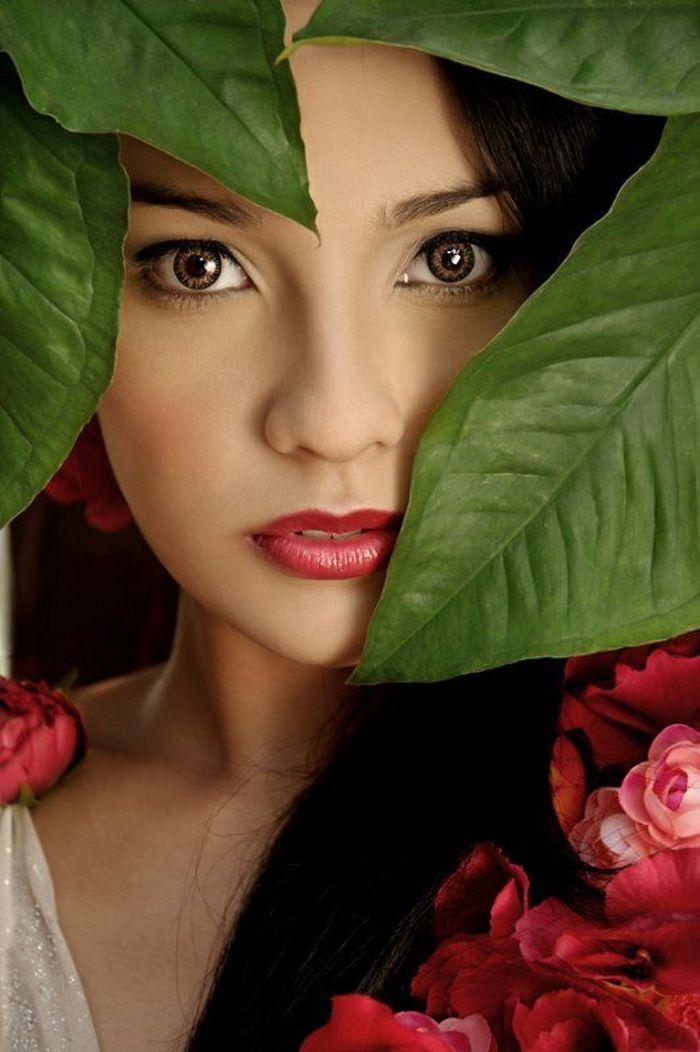 Красивые фото красивых девушек. Выпуск 3 (30 фото) .