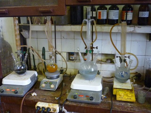 Дистиллятор лабораторный своими руками