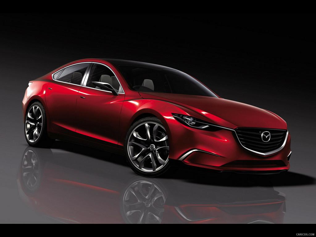 Новая дизельная Mazda6 на платформе …