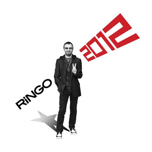 Обложка альбома Ringo 2012