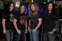 Megadeth в Москве, июль 2010