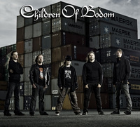Children Of Bodom в Москве и Питере