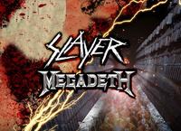 Slayer и Megadeth в России